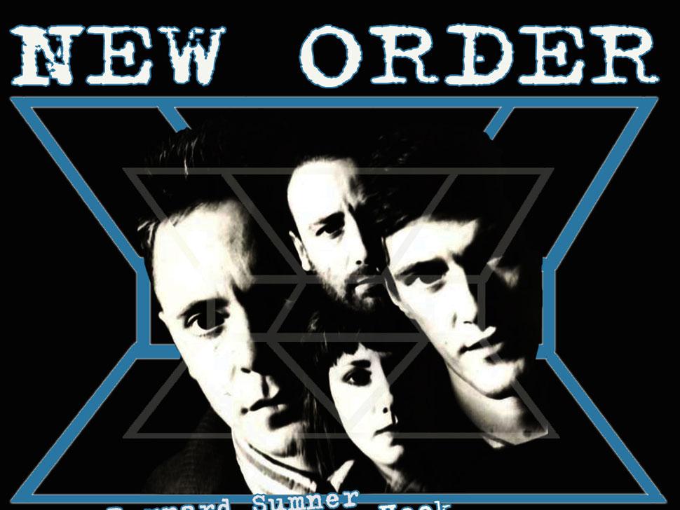 New Order en concert