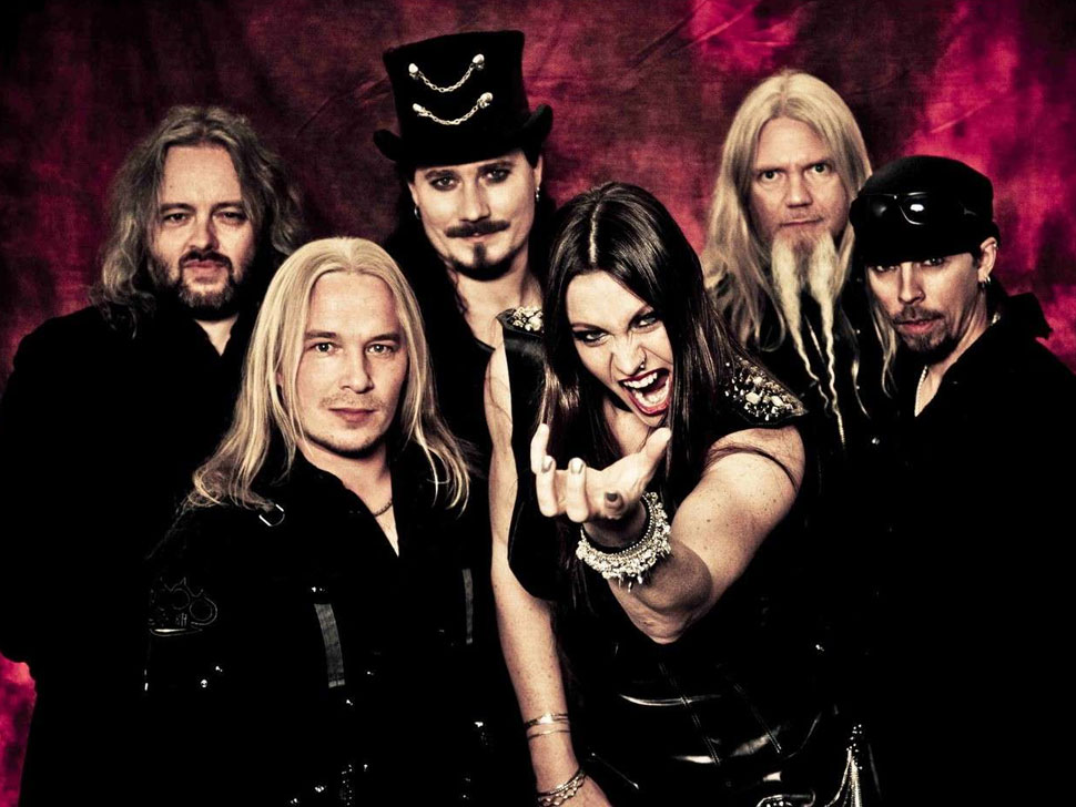 NightWish en concert