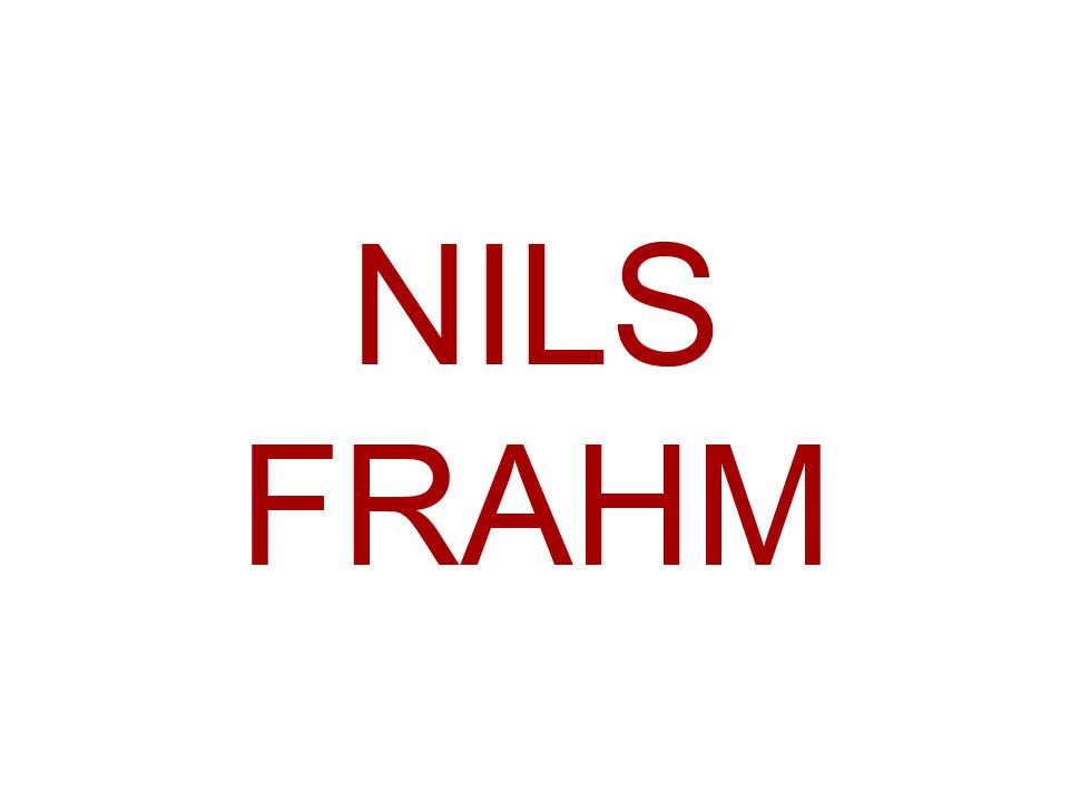 Nils Frahm en concert