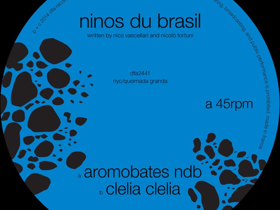 Ninos Du Brasil en concert