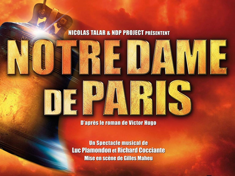 Notre Dame de Paris en concert