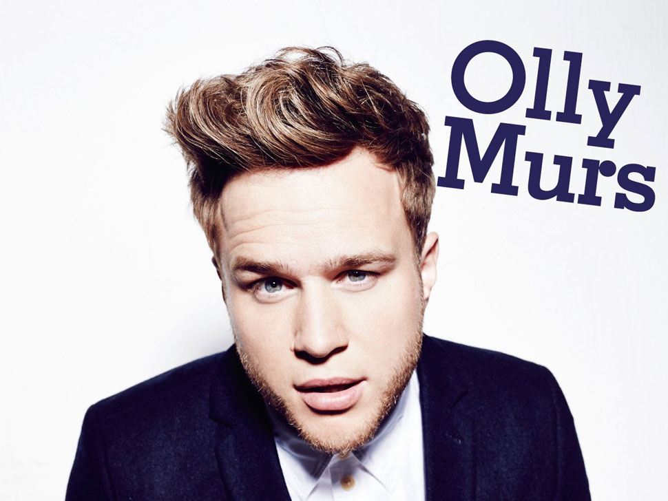 Olly Murs en concert