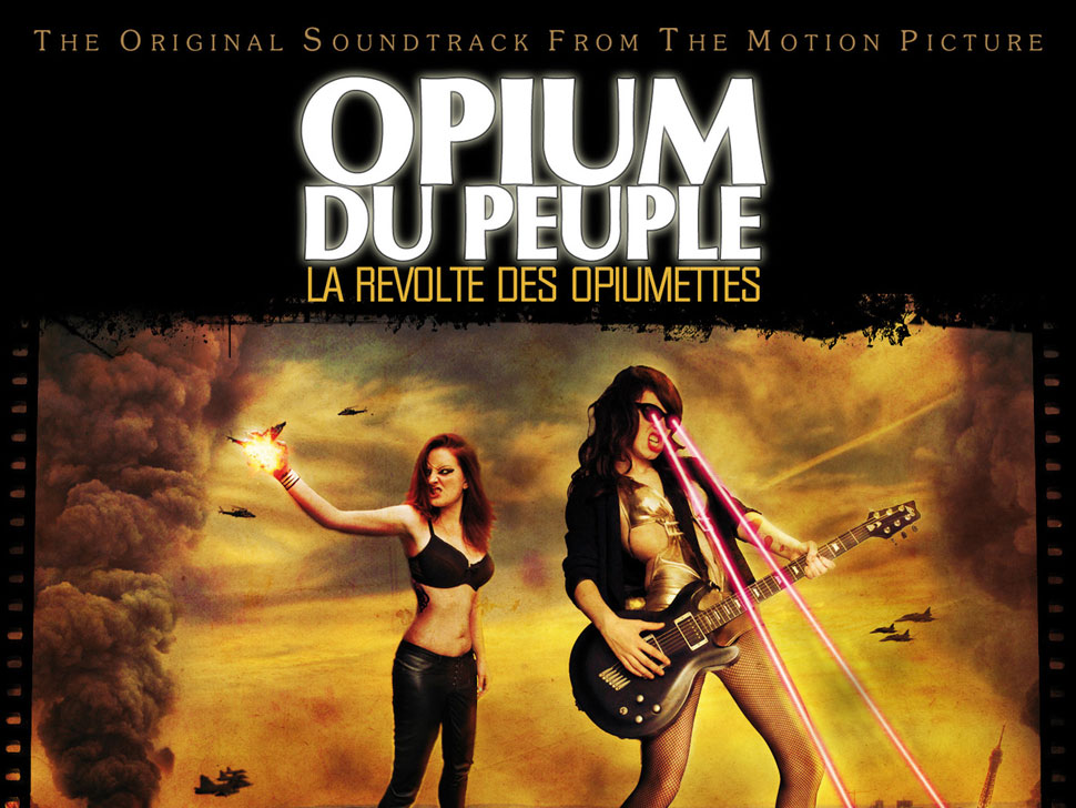 Opium du Peuple en concert