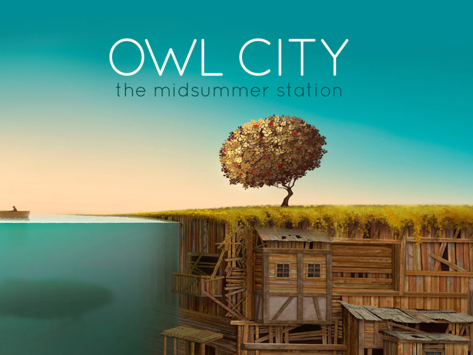 Owl City en concert