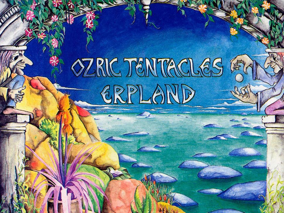 Ozric Tentacles en concert