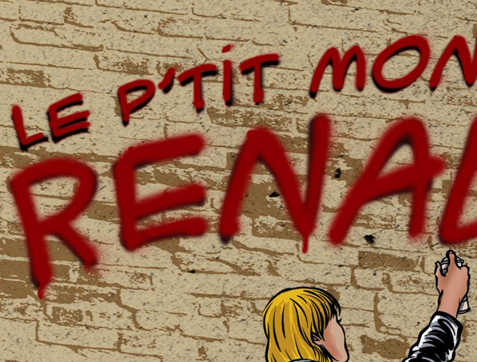 Le P'tit Monde de Renaud en concert