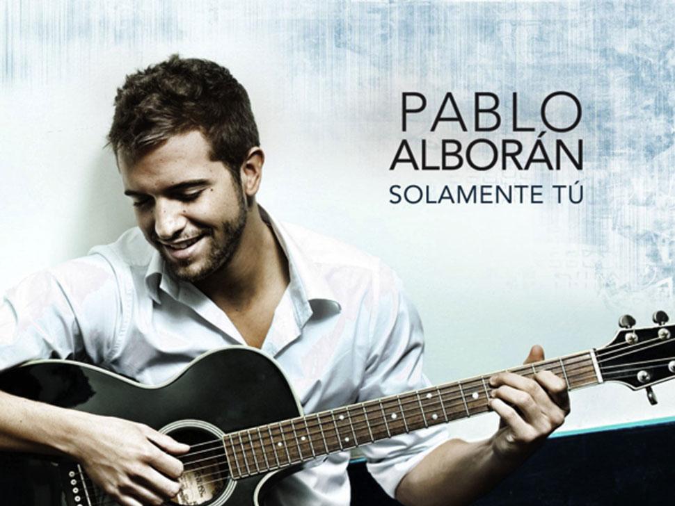 Pablo Alboran en concert
