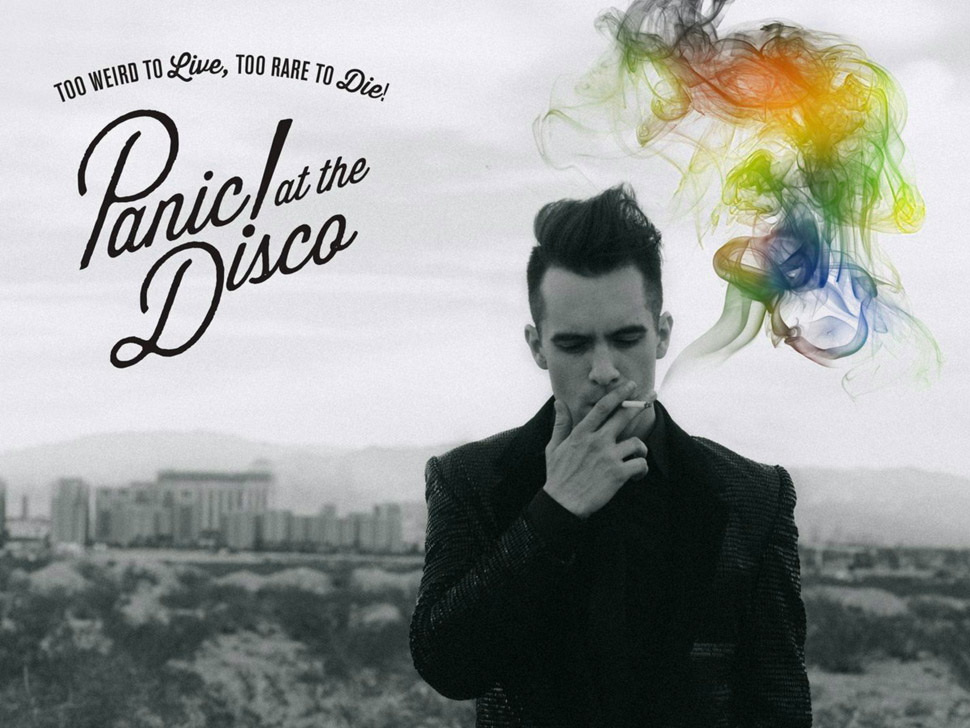 Panic At the Disco en concert