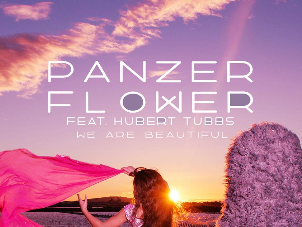 Panzer Flower en concert