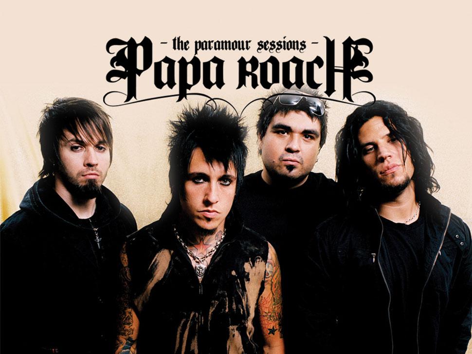 Papa Roach en concert