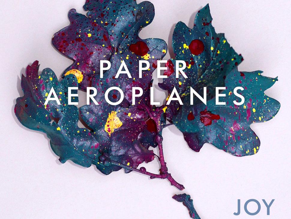 Paper Aeroplanes en concert