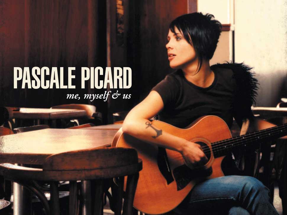 Pascale Picard en concert