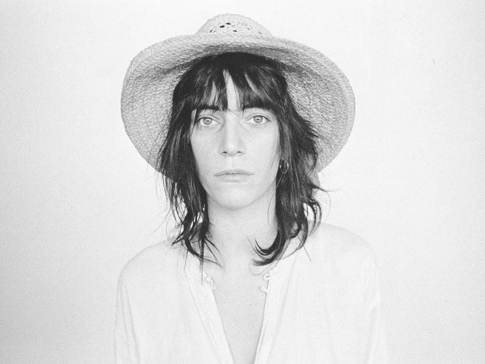 Patti Smith en concert