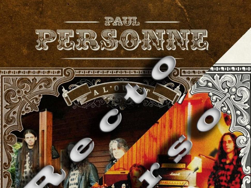 Paul Personne en concert