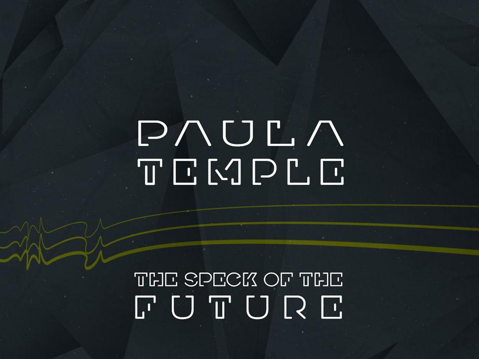 Paula Temple en concert