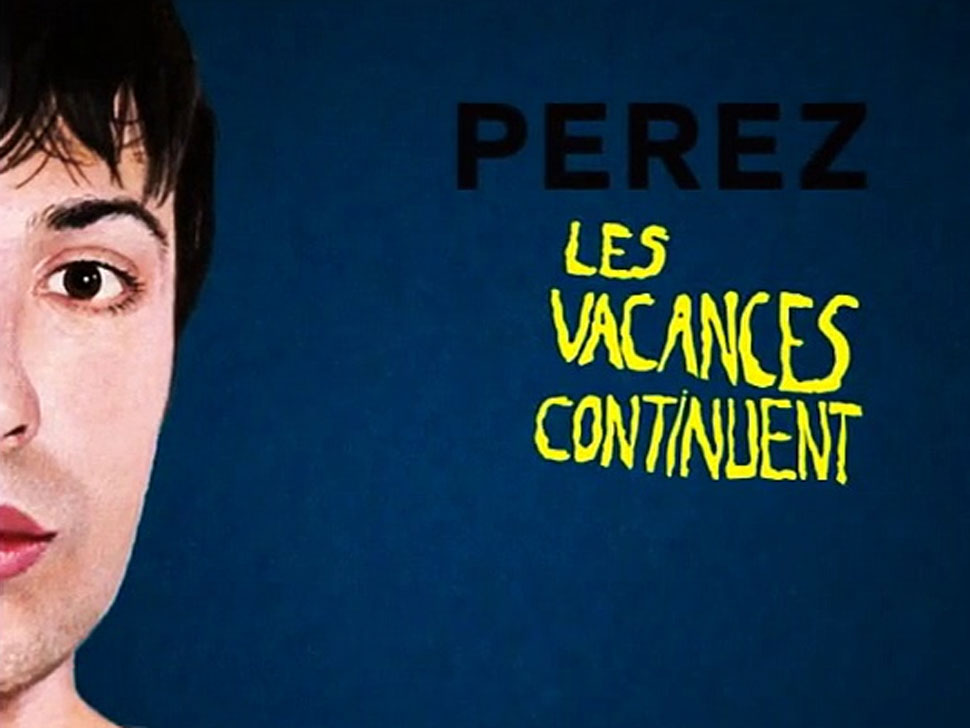 Perez en concert