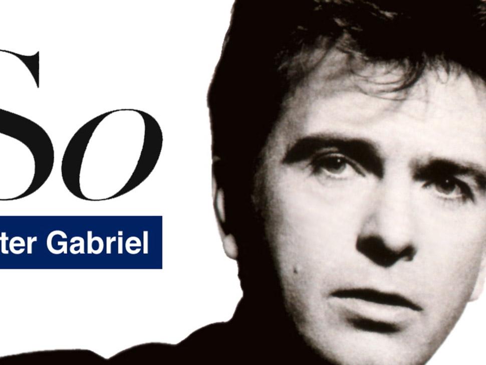 Peter Gabriel en concert