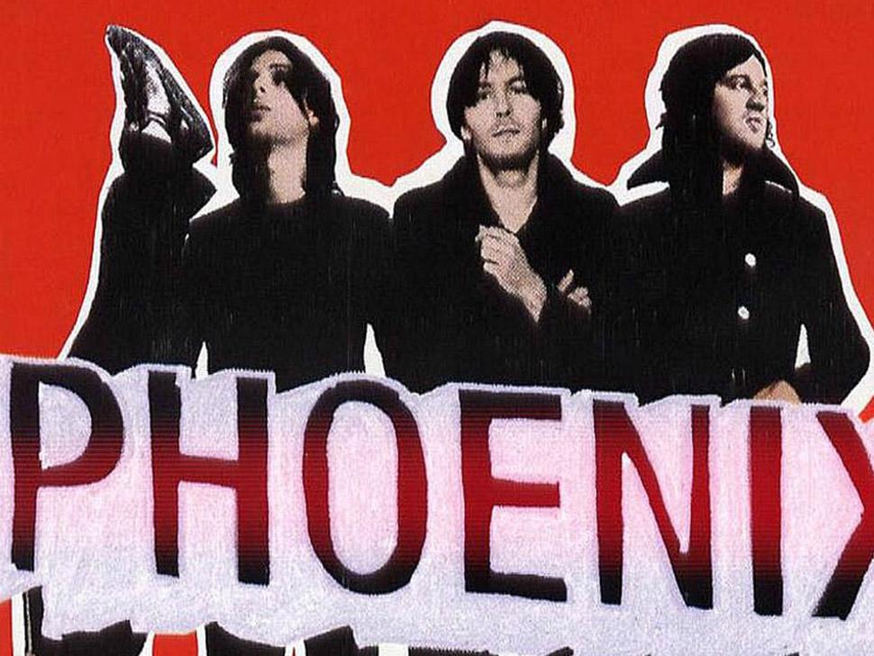 Phoenix en concert