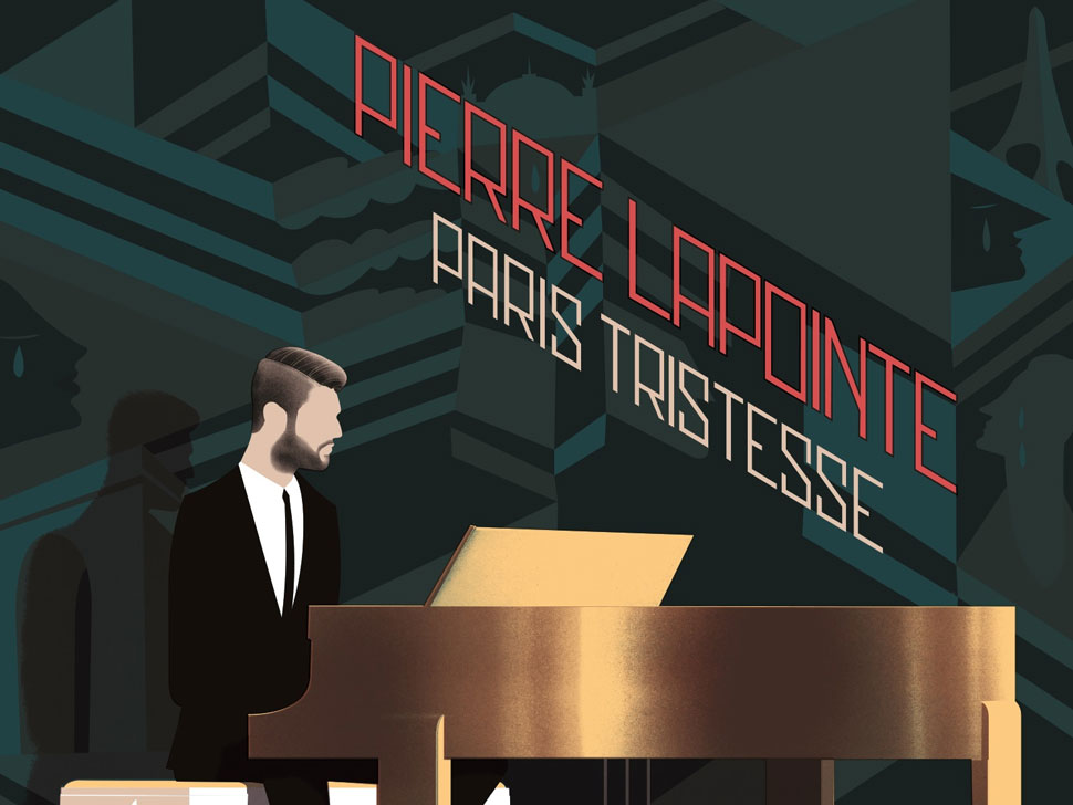 Pierre Lapointe en concert