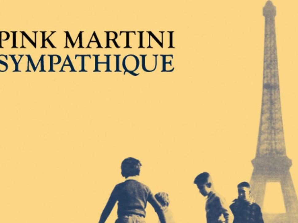 Pink Martini en concert