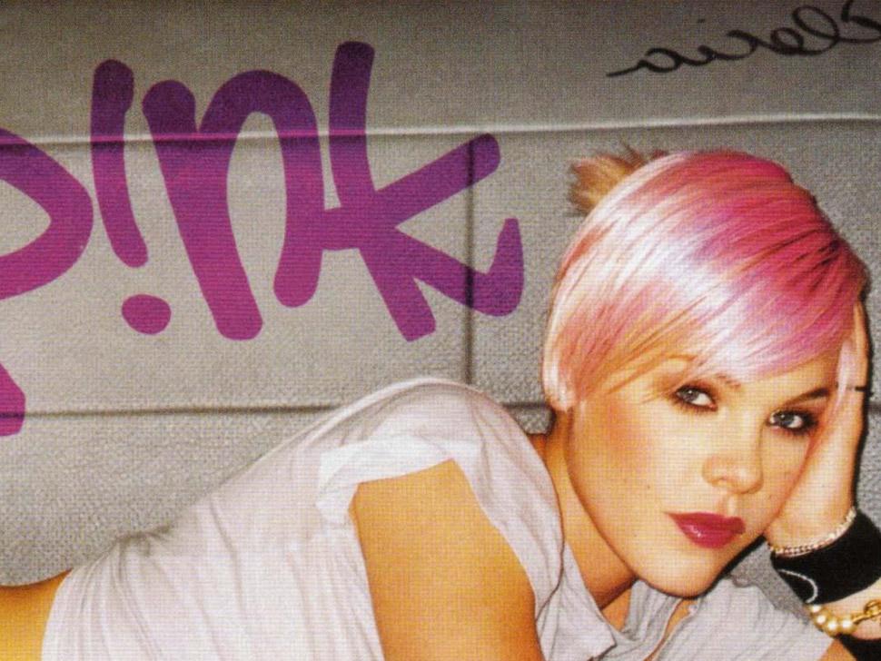 Pink en concert
