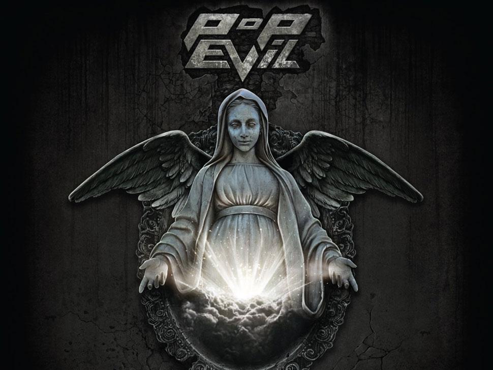 Pop Evil en concert