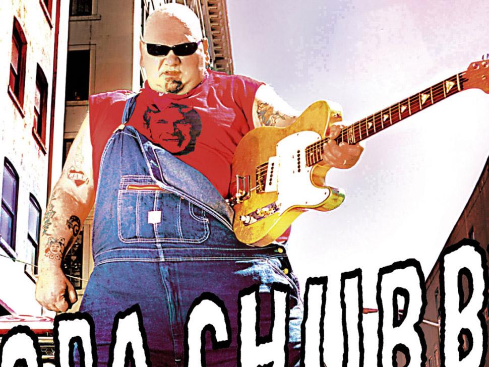 Popa Chubby en concert