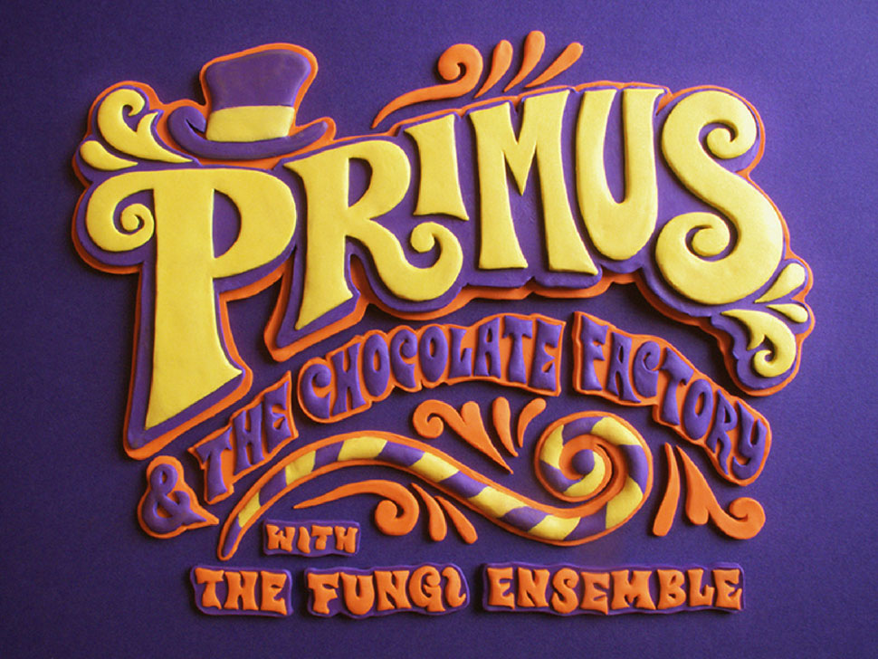 Primus en concert
