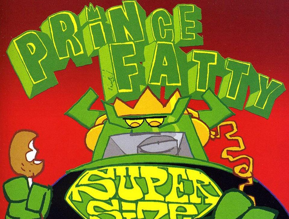 Prince Fatty en concert