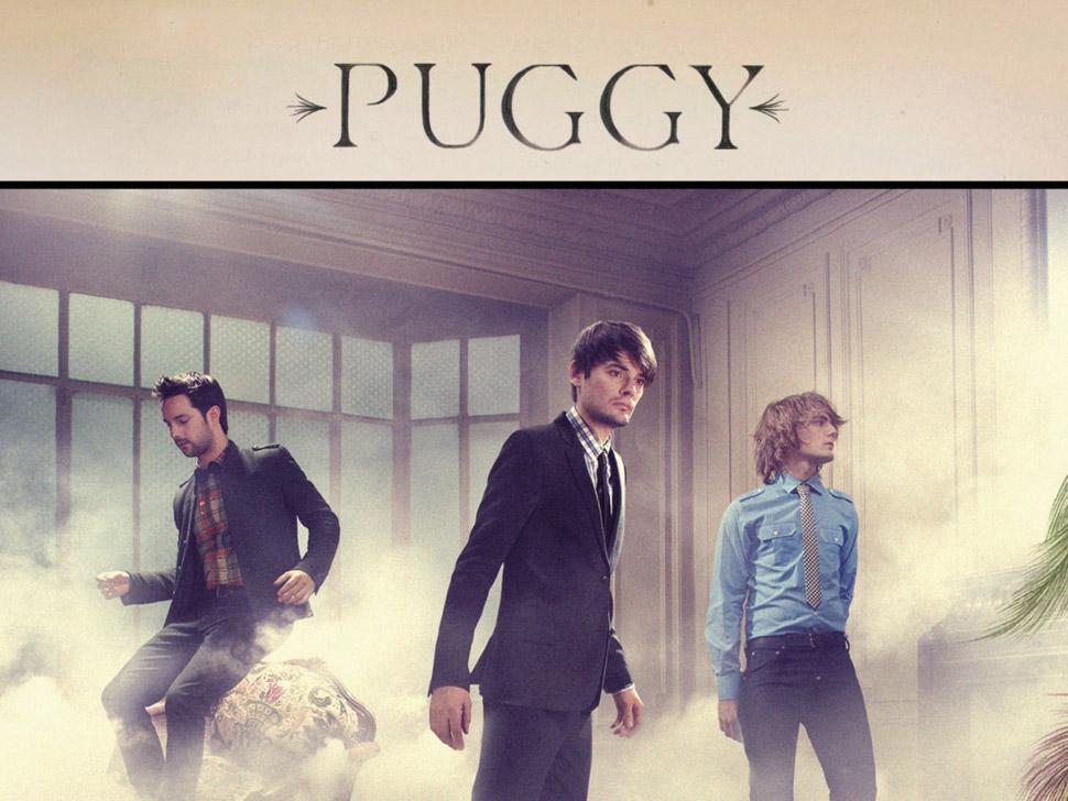 Puggy en concert