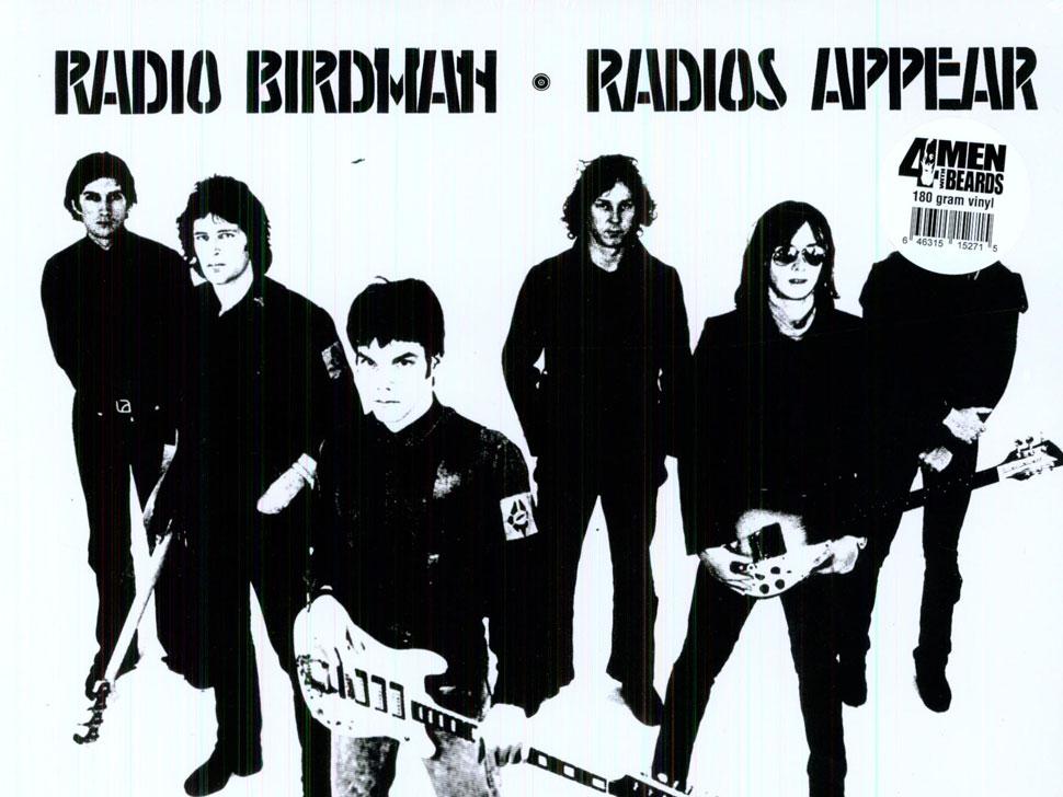 Radio Birdman en concert