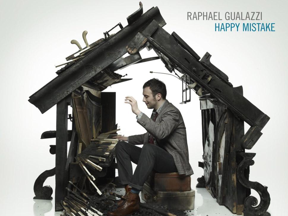 Raphael Gualazzi en concert