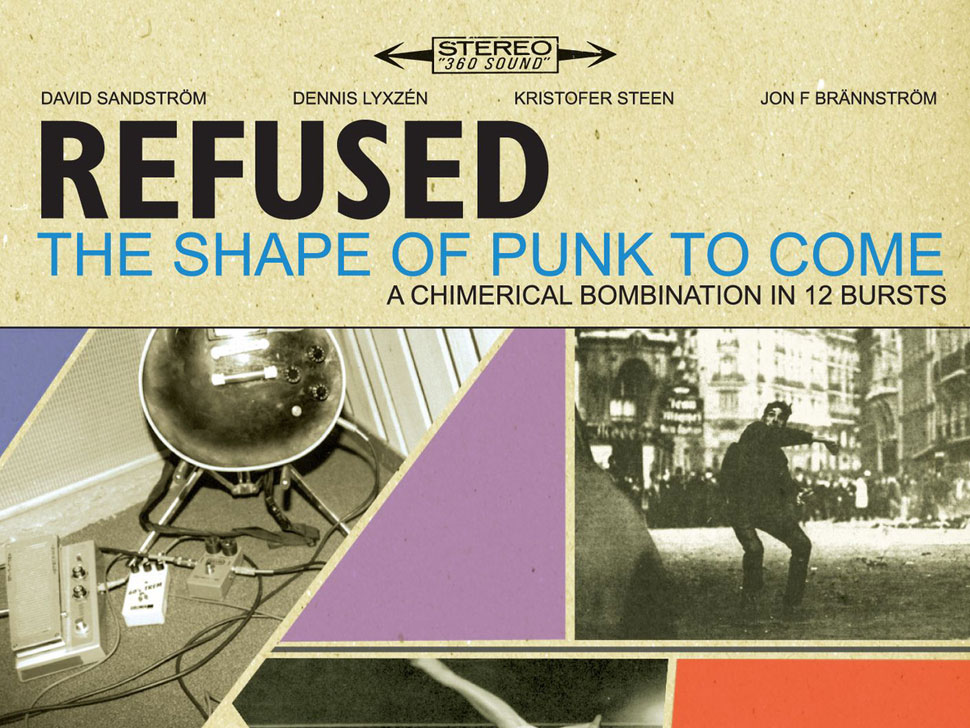 Refused en concert