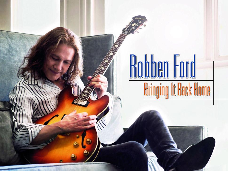 Robben Ford en concert