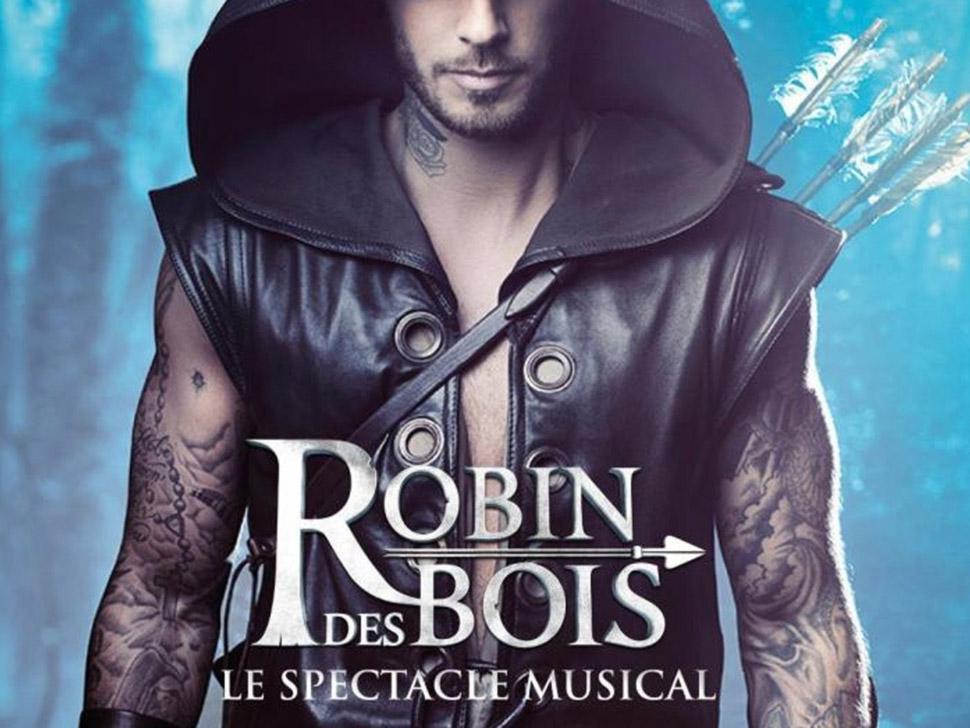 Robin des Bois en concert
