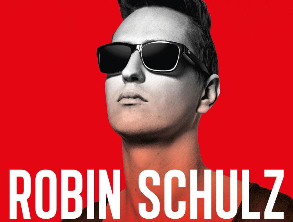 Robin Schulz en concert