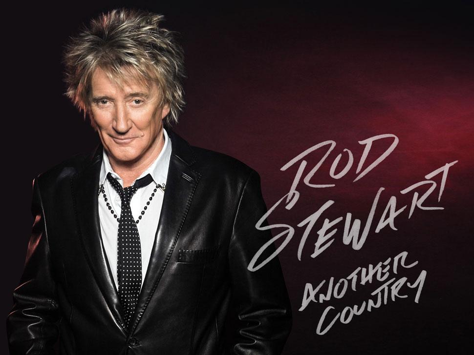 Rod Stewart en concert