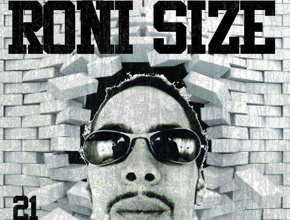 Roni Size en concert