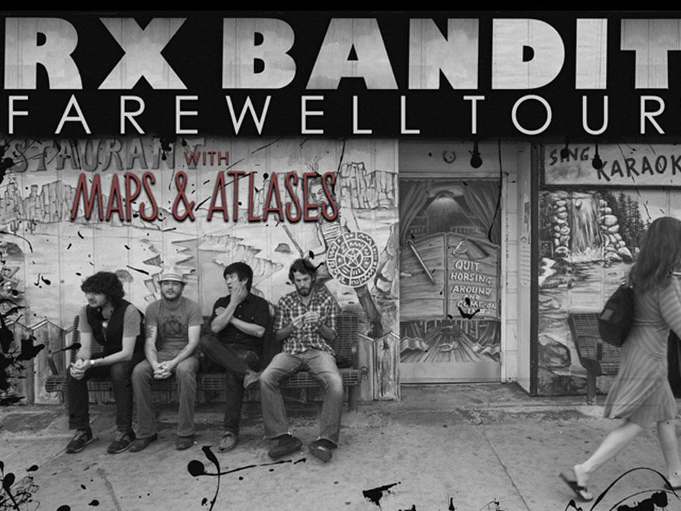 RX Bandits en concert