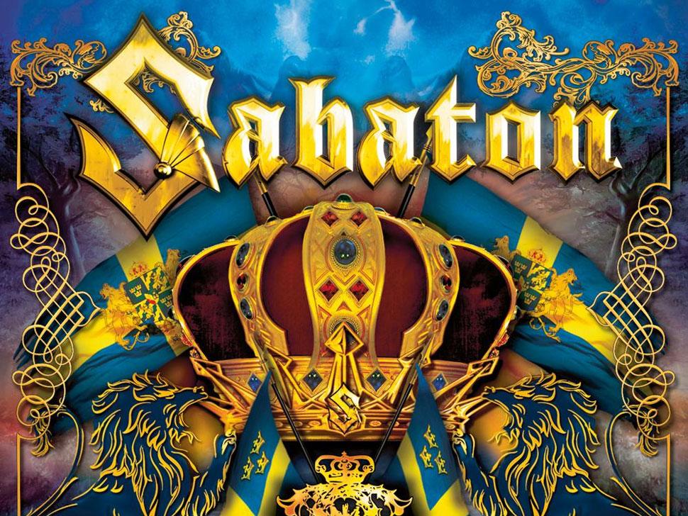 Sabaton en concert
