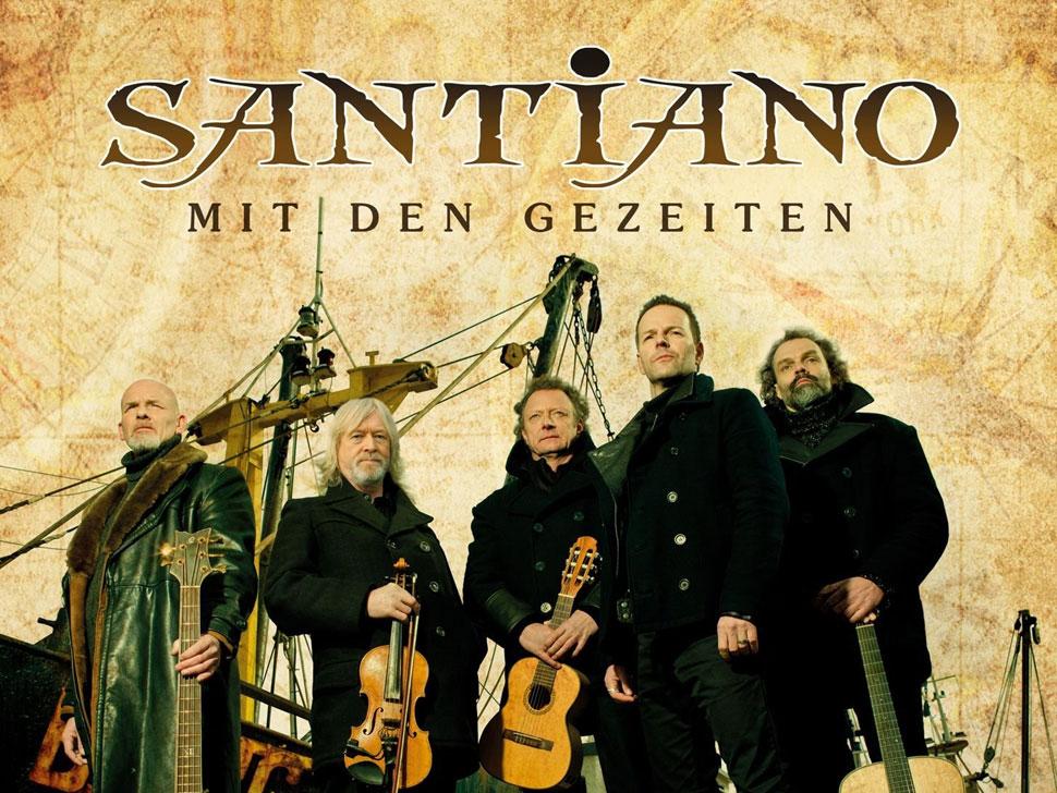 Santiano en concert