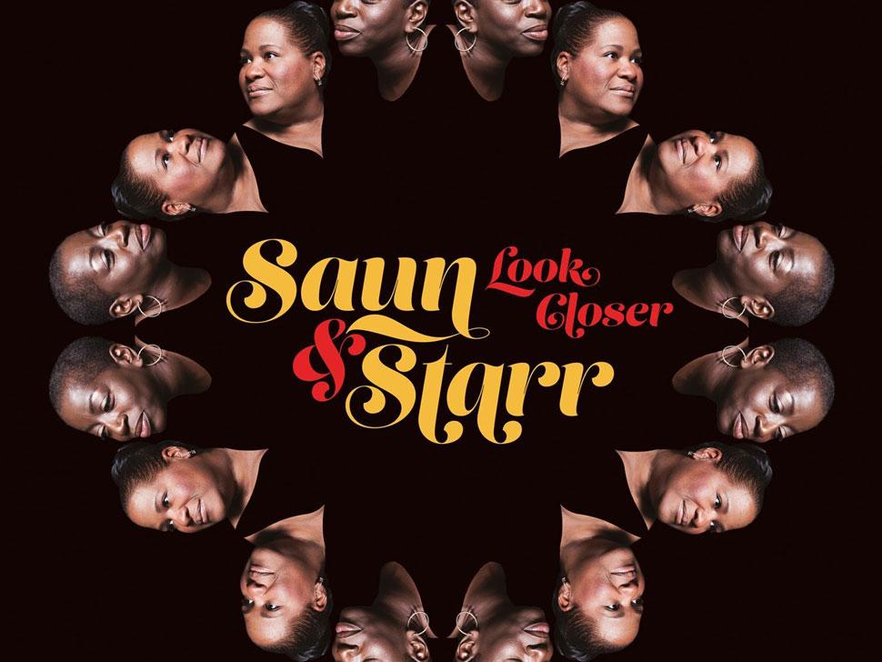 Saun & Starr en concert