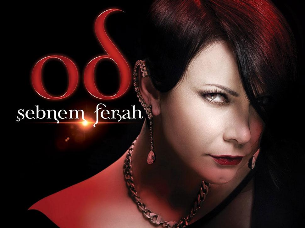 Sebnem Ferah en concert