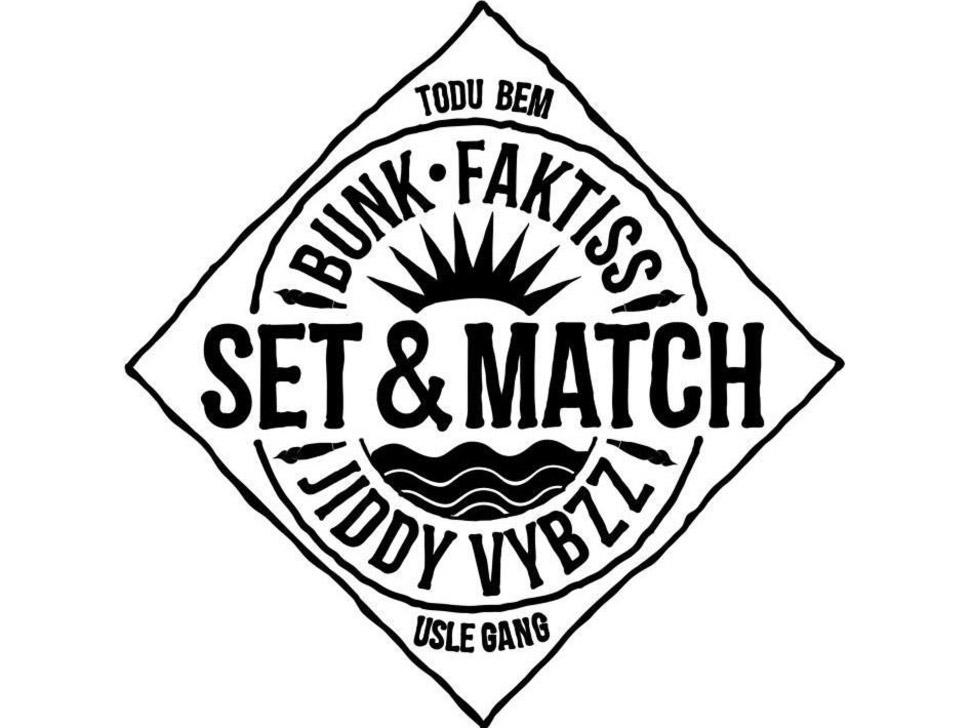 Set & Match en concert