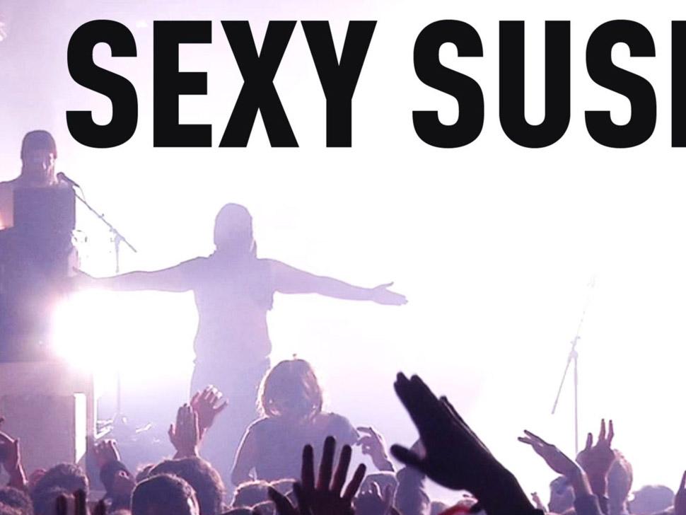 Sexy Sushi en concert