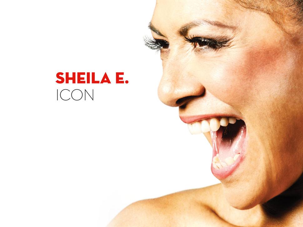 Sheila E. en concert