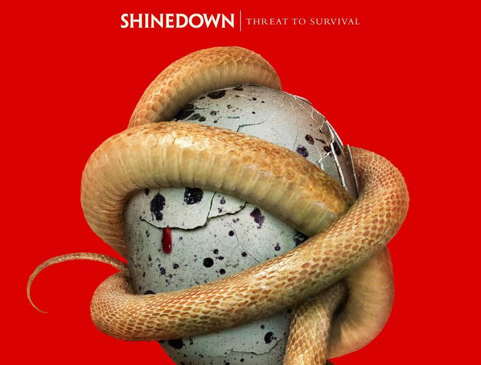 Shinedown en concert