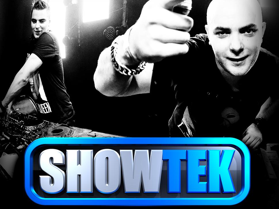 Showtek en concert