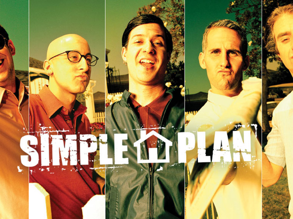 Simple Plan en concert