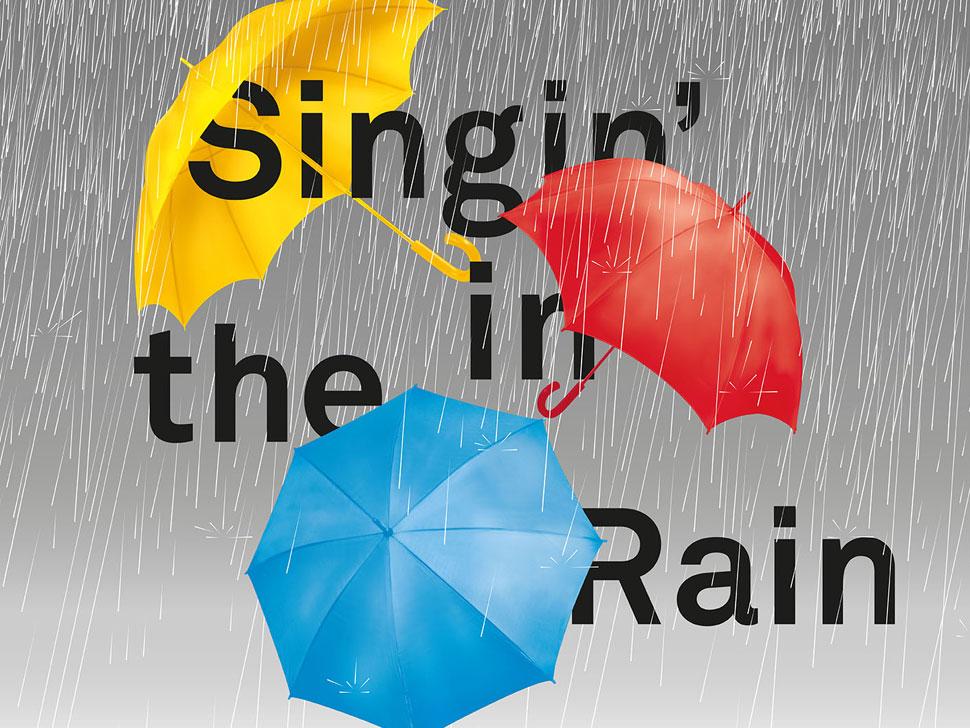 Singin In The Rain en concert